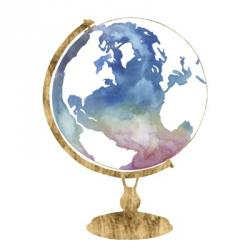 Adventure Globe I | Obraz na stenu