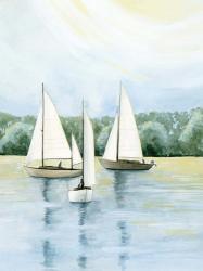 Afternoon Sail II | Obraz na stenu