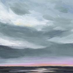 Amethyst Marsh I | Obraz na stenu