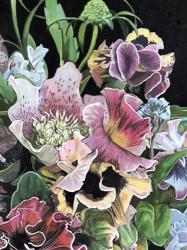 Floral Crop II | Obraz na stenu