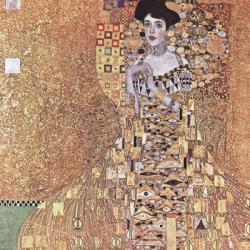 Portrait of Adele Bloch-Bauer I, 1907 | Obraz na stenu