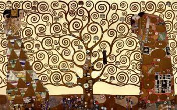 Tree of Life, c.1909 | Obraz na stenu