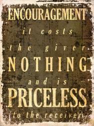 Encouragement Quote | Obraz na stenu