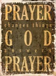 Prayer Quote | Obraz na stenu