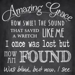 Amazing Grace | Obraz na stenu