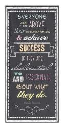 Achieve Success - Nelson Mandela Quote | Obraz na stenu