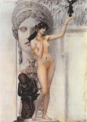 Allegory of Sculpture | Obraz na stenu