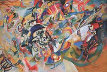 Composition VII 1913   Obraz na stenu