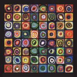 Color of Squares | Obraz na stenu