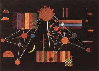 Geflecht von Oben no. 231, c.1927 | Obraz na stenu
