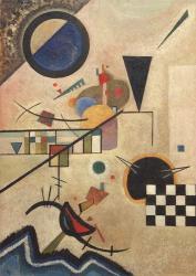 Contrasting Sounds, 1924 | Obraz na stenu
