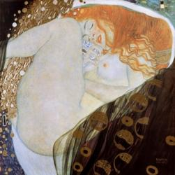 Danae, c.1907 | Obraz na stenu