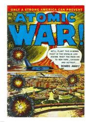 Atomic War | Obraz na stenu