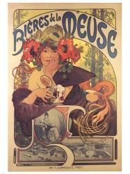 Bieres de la Meuse | Obraz na stenu