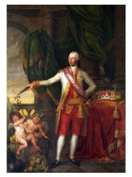 Portrait of the Emperor Joseph II | Obraz na stenu