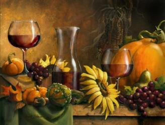 Autumn Bounty | Obraz na stenu