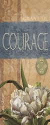 Courage | Obraz na stenu