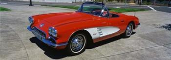 1959 Corvette | Obraz na stenu