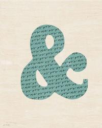 Ampersand | Obraz na stenu