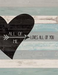 All of Me | Obraz na stenu