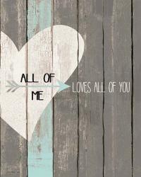 All of Me II | Obraz na stenu