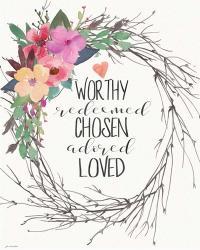 Adored Loved | Obraz na stenu