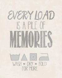 A Pile of Memories | Obraz na stenu