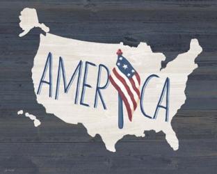 America | Obraz na stenu
