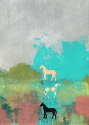 3 Horses | Obraz na stenu