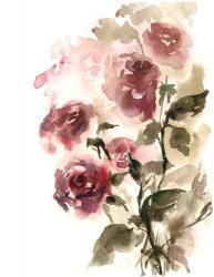 Contemporary Roses | Obraz na stenu