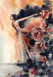 Dancer II | Obraz na stenu