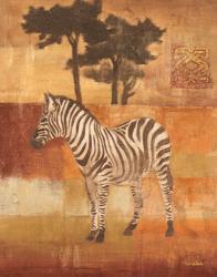 Animals on Safari II | Obraz na stenu