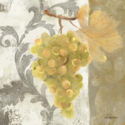Acanthus and Paisley With Grapes II | Obraz na stenu