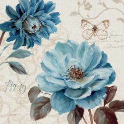 A Blue Note III | Obraz na stenu