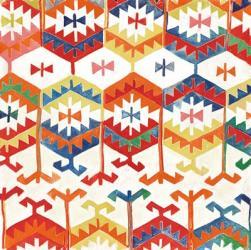 Southwest Pattern I Bright | Obraz na stenu