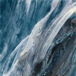 Splash Indigo | Obraz na stenu