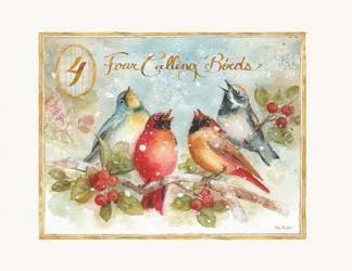 12 Days of Christmas IV | Obraz na stenu