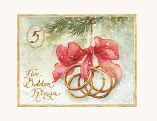 12 Days of Christmas V | Obraz na stenu