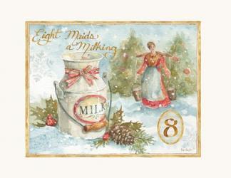 12 Days of Christmas VIII | Obraz na stenu