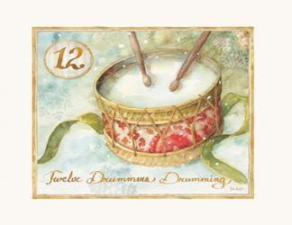 12 Days of Christmas XII | Obraz na stenu