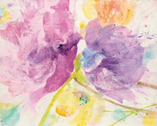 Spring Abstracts Florals I | Obraz na stenu