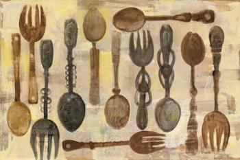 Spoons and Forks | Obraz na stenu