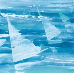 Summer Sail II Blue | Obraz na stenu