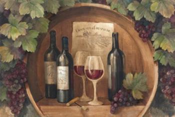 At the Winery | Obraz na stenu