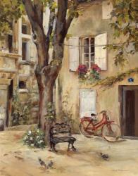 Provence Village I | Obraz na stenu