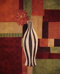 Abstract Floral II | Obraz na stenu