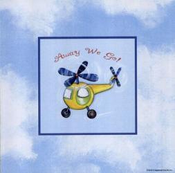 Away We Go | Obraz na stenu