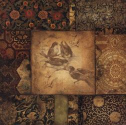 Avian Tapestry II | Obraz na stenu