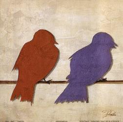 Birds I   Obraz na stenu