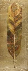 Arte Verde on Gold II   Obraz na stenu